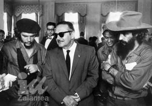 Imágenes raras/desconocidas del Che Guevara + Carteles