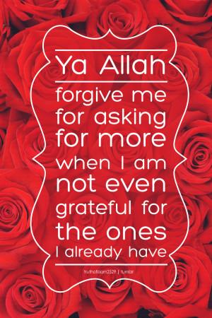 Allah Forgive Me Quotes. QuotesGram