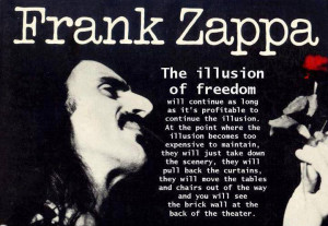 Frank Zappa Political Quotes