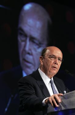 Wilbur Ross thrives on turning failures of others into profits.