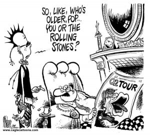 ... , fans, generations, rock, music, touring, music, concert, concerts