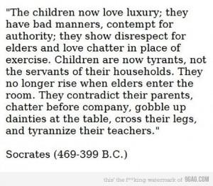 ungrateful kids quotes
