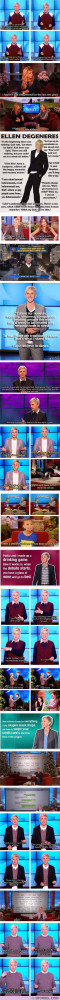 The Best Moments and Quotes from Ellen Degeneres - No Need to Apply ...