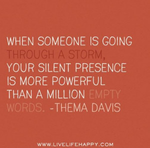Death quotes, deep, miss, sayings, storm