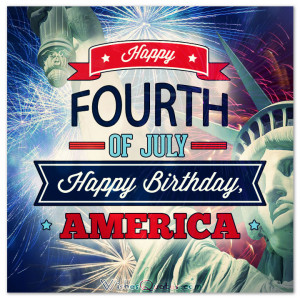 Happy Birthday America Happy 4th of July images