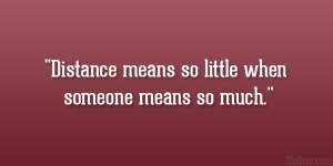 31 Affectionate Quotes About Long Distance Relationships
