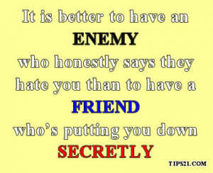 Quotes About Bad Friends