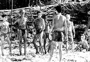 Lord of the Flies Quotes: Chapter THREE Huts on the Beach
