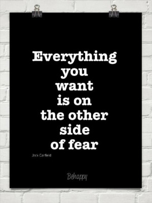 inspirational quotes about fear