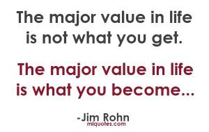 Jim Rohn Picture Quote