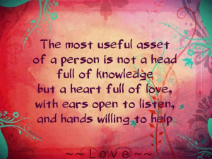what exactly is meant by the term heart it s not just the physical ...