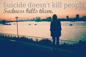 Suicide Quotes about Depression