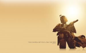 Boba Fett Star Wars Wallpaper