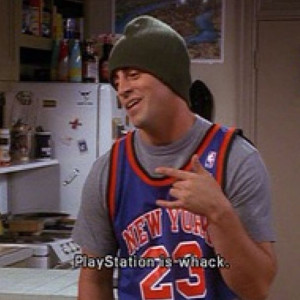 Friends Tv show Joey Funny quotes
