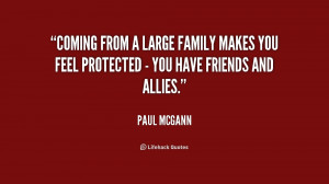 Large Family Quotes...