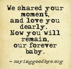 ... Babyloss #Miscarriage #Stillbirth #Pain #Grief #Quote #Tears #Sadness