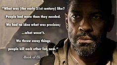 Book of Eli, epic movie More