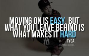 tyga # careless world # love game # tyga quote # quote ...