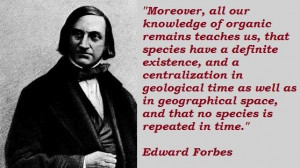 Edward forbes famous quotes 2