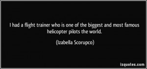 Famous Helicopter Quotes