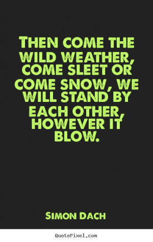 quotes about loving the weather