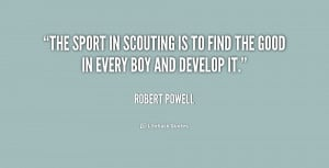 Boy Scout Quotes Inspirational