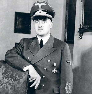 Hans Frank Tells Underlings That Jews Must be Done Away With Hot