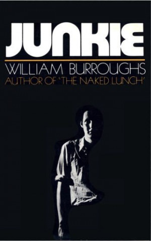 Junkie William Burroughs 1973 Bill Botten cover