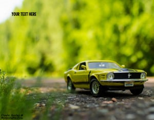 Quote Design Maker - Ford Mustang Car Quotes