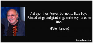 dragon lives forever, but not so little boys, Painted wings and ...