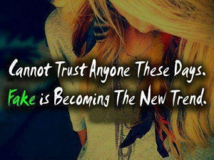 don't trust anyone #trust issues #quotes