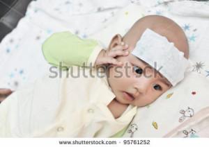 Infant fever