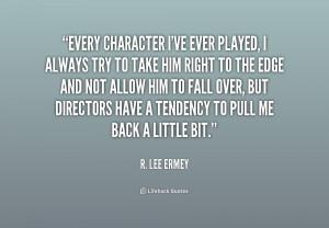 Lee Ermey Motivational Quotes