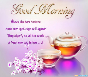 Good Morning Quotes Cool