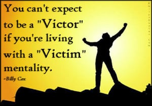 emilysquotes com you cant expect to be a victor if youre