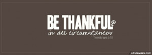 Be Thankful Facebook Covers for your FB timeline profile! Download Now ...