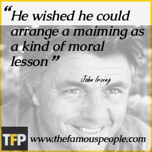 John Irving Biography