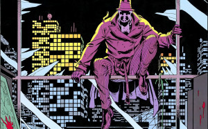 Rorschach - Watchmen wallpaper
