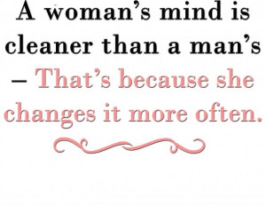 Funny quotes about women, funny women quotes, funny quotes about men ...