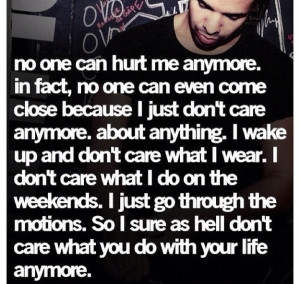 Trust Issues Drake Quotes View this image