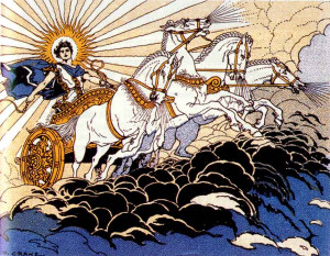 Phoebus Apollo and his Chariot