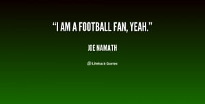Football Fan Quotes