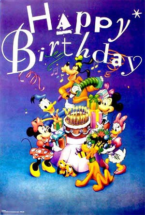 Disney Birthday Quotes Quotesgram