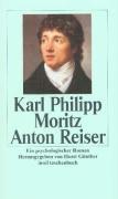 Karl Philipp Moritz Anton Reiser Taschenbuch bei eBook de