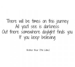 Quotes From Brother Bear