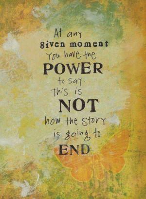self-empowerment