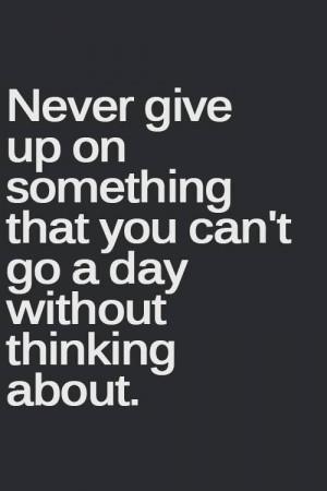Don't let go...not a day has gone by...as hard as I tried
