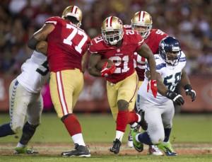 San Francisco 49ers vs Seattle Seahawks