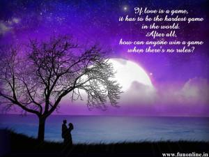True Love Quote Wallpaper