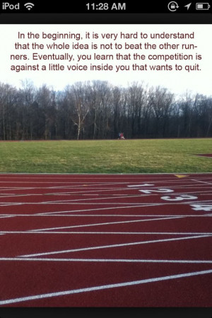 Quotes About Track And Field